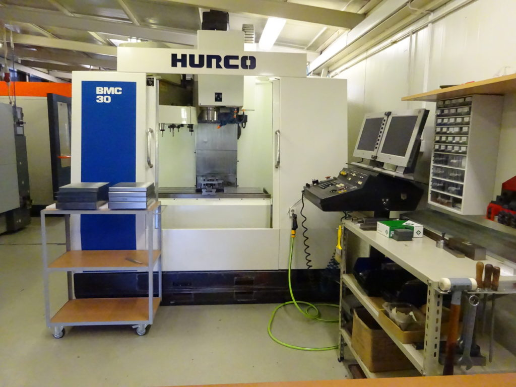 Hurco BMC 30 machining center
